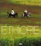 Couverture du livre « Éthiopie, l'empire mythique » de Bourguet. Olivi aux éditions Vilo