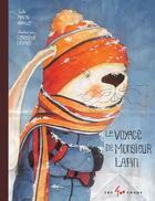 Couverture du livre « Le voyage de monsieur Lapin » de Pascal Herault et Genevieve Despres aux éditions 400 Coups