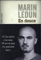 Couverture du livre « En douce » de Marin Ledun aux éditions Ombres Noires