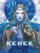 Couverture du livre « Kebek T.2 ; Adamante » de Philippe Gauckler aux éditions Daniel Maghen