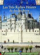 Couverture du livre « Très riches heures du duc du Berry » de Laurent Ferri aux éditions Skira Paris