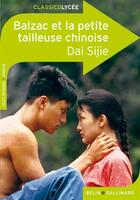 Couverture du livre « CLASSICO LYCEE ; Balzac et la petite tailleuse chinoise, de Dai Sijie » de Isabelle Schlichting aux éditions Belin