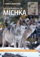 Couverture du livre « Les confessions de Michka » de Therese Zrihen-Dvir aux éditions Tatamis
