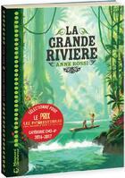 Couverture du livre « La grande rivière » de Anne Rossi aux éditions Magnard