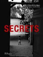 Couverture du livre « Secrets ; fétiches d'Afrique » de Catherine De Clippel et Jean-Paul Colleyn aux éditions La Martiniere