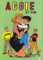 Couverture du livre « Aggie t.3 ; Aggie et Pim » de Hal Rasmusson aux éditions Vents D'ouest