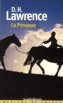 Couverture du livre « La princesse » de David Herbert Lawrence aux éditions Mercure De France