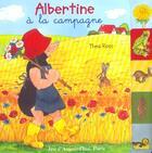 Couverture du livre « Albertine A La Campagne » de Thea Ross aux éditions Petit Jour