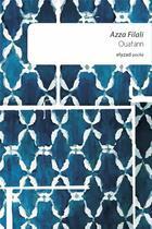Couverture du livre « Ouatann » de Azza Filali aux éditions Elyzad