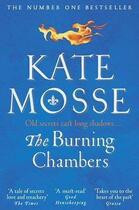 Couverture du livre « THE BURNING CHAMBERS » de Kate Mosse aux éditions Pan Macmillan