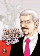 Couverture du livre « Back street girls T.3 » de Jasmine Gyuh aux éditions Soleil