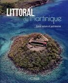 Couverture du livre « Littoral de Martinique » de Collectif aux éditions Herve Chopin