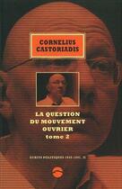 Couverture du livre « Oeuvre poétique complète t.2 » de Anna De Noailles aux éditions Editions Du Sandre