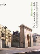 Couverture du livre « Paris, musée du XXI siècle ; le X arrondissement » de Thomas Clerc aux éditions Gallimard