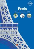 Couverture du livre « Paris » de Jean-Michel Billioud aux éditions Gallimard-jeunesse