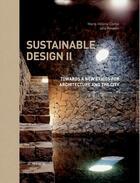 Couverture du livre « Sustainable design,vers 1 nouvelle éthique pour l'architecture et la ville » de Marie-Helene Contal et Jana Revedin aux éditions Actes Sud
