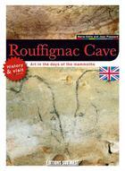 Couverture du livre « Visiter la grotte de rouffignac (ang) » de Plassard/Plassard aux éditions Sud Ouest Editions