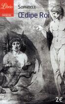 Couverture du livre « Oedipe-roi » de Sophocle aux éditions J'ai Lu