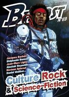 Couverture du livre « Bifrost T.69 ; culture rock & science-fiction » de Collectif aux éditions Le Belial