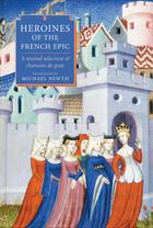 Couverture du livre « Heroines of the French Epic » de  aux éditions Boydell And Brewer Group Ltd