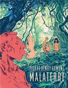 Couverture du livre « Malaterre » de Pierre-Henry Gomont aux éditions Dargaud