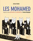 Couverture du livre « Les Mohamed » de Jerome Ruillier aux éditions Sarbacane