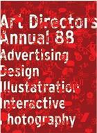 Couverture du livre « Art Directors Annual 88 /Anglais » de Art Director Club aux éditions Rotovision