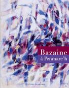Couverture du livre « Bazaine à Penmarc'h » de Jean-Pierre Abraham aux éditions Palantines