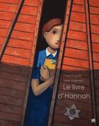 Couverture du livre « Le livre d'Hanna » de Yves Pinguilly et Kate Pankhurst aux éditions Le Buveur D'encre