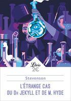 Couverture du livre « L'étrange cas du Dr. Jekyll et de M. Hyde » de Robert Louis Stevenson aux éditions J'ai Lu