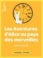 Couverture du livre « Les Aventures d'Alice au pays des merveilles » de Lewis Carroll et Henri Bue aux éditions Bnf Collection Ebooks