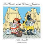 Couverture du livre « Les coulisses du livre jeunesse » de Gilles Bachelet aux éditions Atelier Du Poisson Soluble