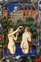 Couverture du livre « Anthologie de la littérature érotique du moyen âge » de Collectif aux éditions Honore Champion