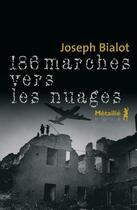 Couverture du livre « 186 marches vers les nuages » de Joseph Bialot aux éditions Metailie