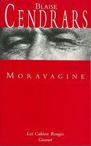 Couverture du livre « Moravagine » de Blaise Cendrars aux éditions Grasset Et Fasquelle