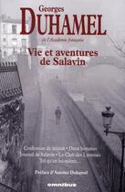 Couverture du livre « Vie et aventures de Salavin » de Georges Duhamel aux éditions Omnibus