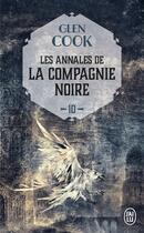 Couverture du livre « Les annales de la compagnie noire T.10 ; l'eau dort t.1 » de Glen Cook aux éditions J'ai Lu