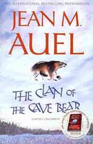 Couverture du livre « CLAN OF THE CAVE BEAR - EARTH'S CHILDREN 1 » de Jean M Auel aux éditions Hodder And Stoughton Ltd