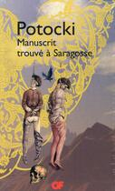 Couverture du livre « Manuscrit trouvé à Saragosse ; coffret 2 volumes (1804 et 1810) » de Jean Potocki aux éditions Flammarion