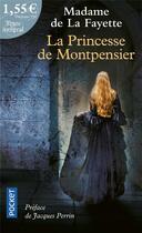 Couverture du livre « La princesse de Montpensier » de Madame De La Fayette aux éditions Pocket