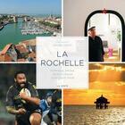 Couverture du livre « La Rochelle » de Jean-Louis Mahe et Stephane Emond et Xavier Leoty et Jacky Flenoir aux éditions Geste