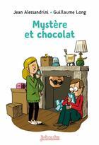 Couverture du livre « Mystère et chocolat » de Jean Alessandrini aux éditions Bayard Jeunesse