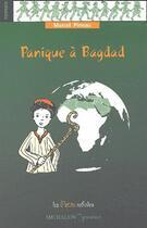 Couverture du livre « Panique à Bagdad » de Marcel Pineau aux éditions Michalon