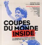 Couverture du livre « Coupes du monde inside » de Bernard Lions aux éditions Tana