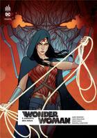 Couverture du livre « Wonder Woman rebirth T.5 ; enfants de dieux » de Carlo Pagulayan et Emanuela Lupacchino et James Robinson et Sergio Davila aux éditions Urban Comics