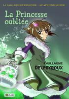 Couverture du livre « La princesse oubliée » de Guillaume Delpeyroux aux éditions Solilang