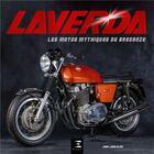 Couverture du livre « Motos laverda » de Jean-Louis Olive aux éditions Etai