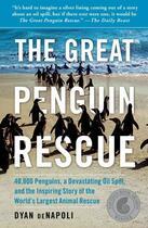 Couverture du livre « The Great Penguin Rescue » de Denapoli Dyan aux éditions Free Press