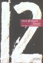 Couverture du livre « Douze » de Nick Mcdonell aux éditions Denoel