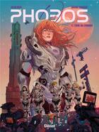 Couverture du livre « Phobos T.1 ; l'envol des éphémères » de Victor Dixen et Eduardo Francisco aux éditions Glenat